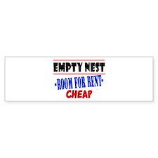 Empty Nest Bumper Bumper Sticker