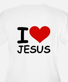 I LOVE JESUS T-Shirt