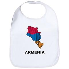 Map Of Armenia Bib