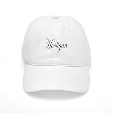Hooligan black on light Baseball Cap