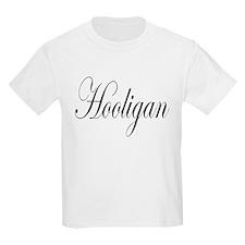 Hooligan black on light T-Shirt