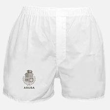 Vintage Aruba Boxer Shorts
