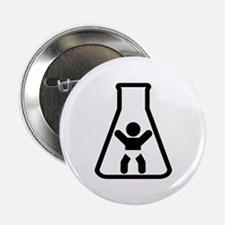 "Test Tube Baby 2.25"" Button"