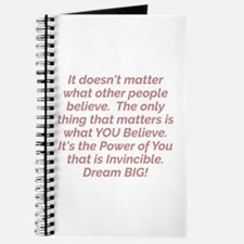 Power of You Journal