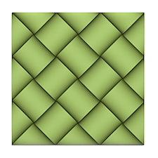 Diagonal Weave 52 Tile Coaster