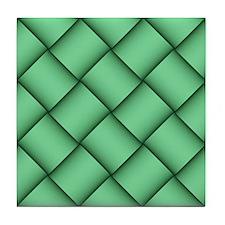 Diagonal Weave 55 Tile Coaster