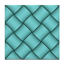 Diagonal Weave 57 Tile Coaster