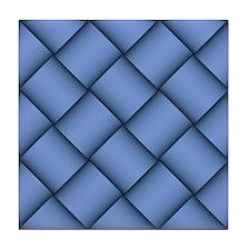 Diagonal Weave 59 Tile Coaster