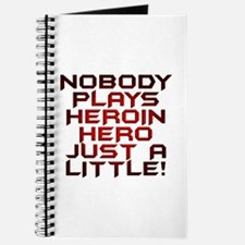 Heroin Hero Journal