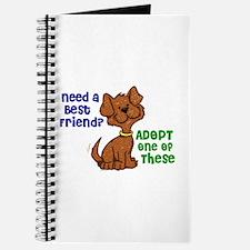Need A Best Friend 2 Journal