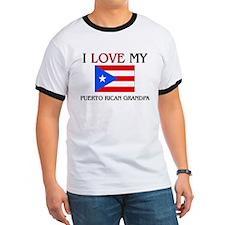 I Love My Puerto Rican Grandpa T