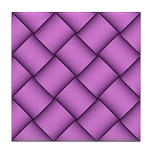 Diagonal Weave 63 Tile Coaster