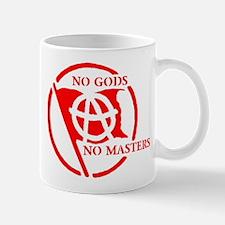 NO GODS - NO MASTERS Mug