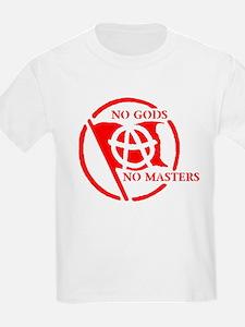 NO GODS - NO MASTERS T-Shirt