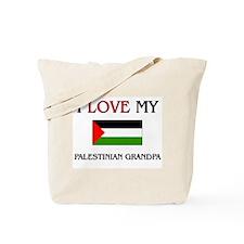 I Love My Palestinian Grandpa Tote Bag