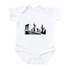 Cute Cornell Infant Bodysuit
