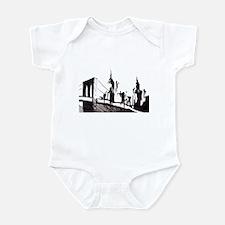 Unique Cornell university Infant Bodysuit