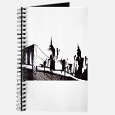 Unique Brooklyn bridge Journal