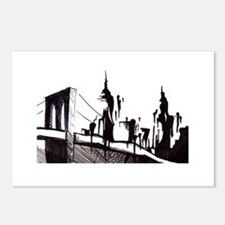 Unique Cornell university Postcards (Package of 8)