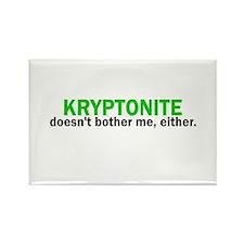 Kryptonite Rectangle Magnet