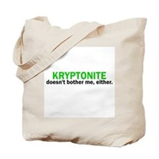 Kryptonite Tote Bag