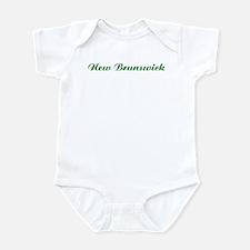 Classic New Brunswick (Green) Infant Bodysuit