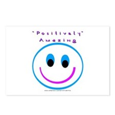 Positively Amazing... Postcards (Package of 8)