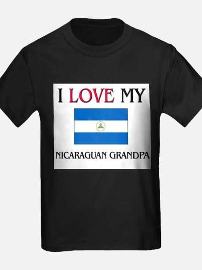 I Love My Nicaraguan Grandpa T