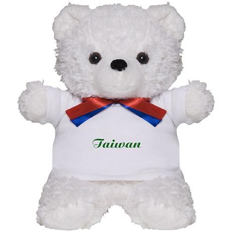 Classic Taiwan (Green) Teddy Bear