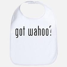 got wahoo? Bib