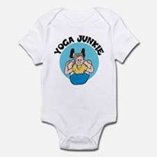 Yoga Junkie Infant Bodysuit