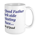 Quad Father Large Mug