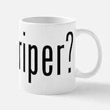got striper? Mug