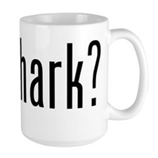 got shark? Mug