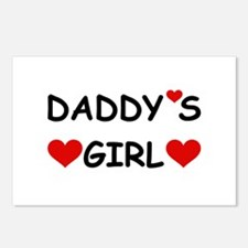 DADDY'S GIRL Postcards (Package of 8)