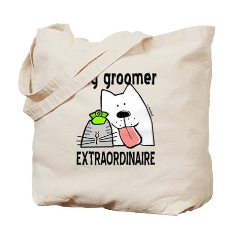 Pet Groomer Extraordinaire Tote Bag