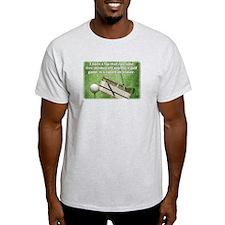 Golf Eraser T-Shirt