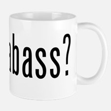 got seabass? Mug