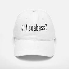 got seabass? Baseball Baseball Cap