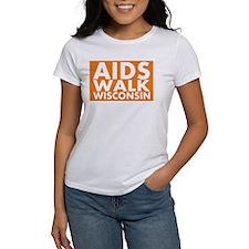 AIDS WALK WI Tee