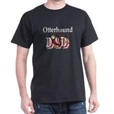 Otterhound Dad T-Shirt