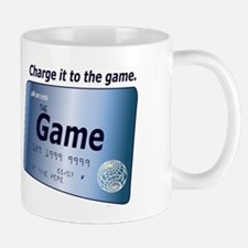 Charge It To the Game Mug
