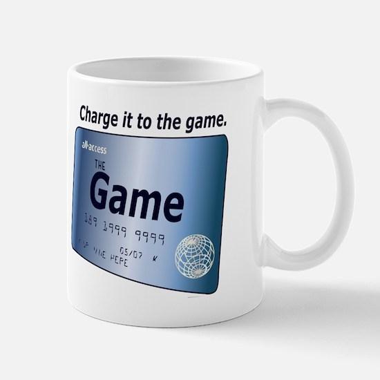 Charge It To the Game Mug