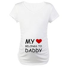 MY HEART BELONGS TO DADDY Shirt