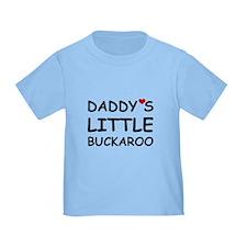 DADDY'S LITTLE BUCKAROO T