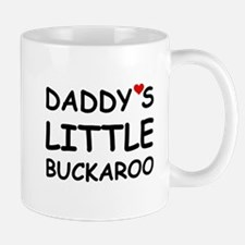DADDY'S LITTLE BUCKAROO Mug