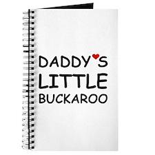DADDY'S LITTLE BUCKAROO Journal