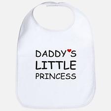 DADDY'S LITTLE PRINCESS Bib