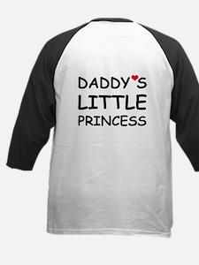 DADDY'S LITTLE PRINCESS Kids Baseball Jersey