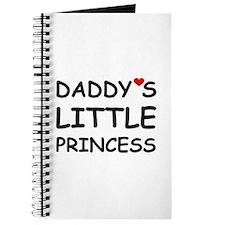 DADDY'S LITTLE PRINCESS Journal